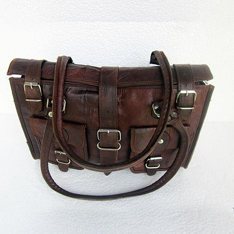 Trendy Leather Handbag For Women