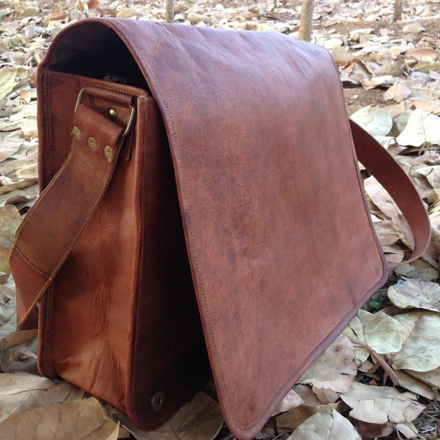 Shoulder Bag Leather Satchel