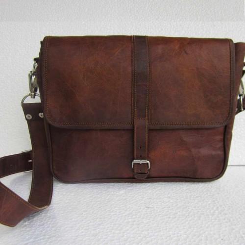 Old World Leather Bag